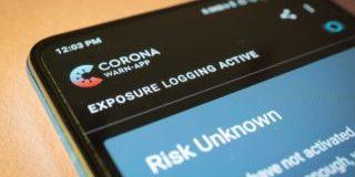 RKI: Corona-Warn-App Detektion
